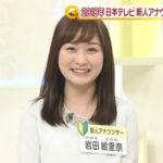 岩田絵里奈の大学は?ミスコン出場者で元は女優として活動していた!