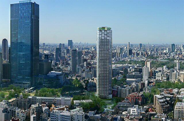 景色以外のヒントも参考に調べていくと、ヒカキンさんの新居は「パークコート赤坂檜町ザタワー」ではないかという結論にたどり着きました!